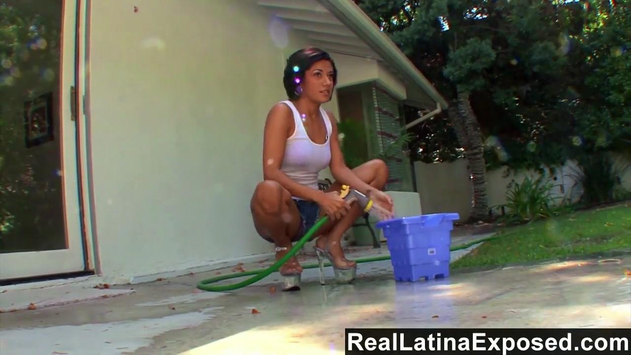 Reelatinaexponted Horny Latina Vanessa Leon Rides A Big Cock