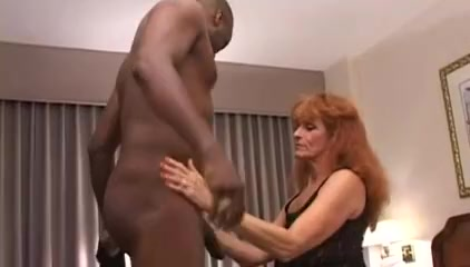 Redheaded Milf Fucking Black Bull And Husband