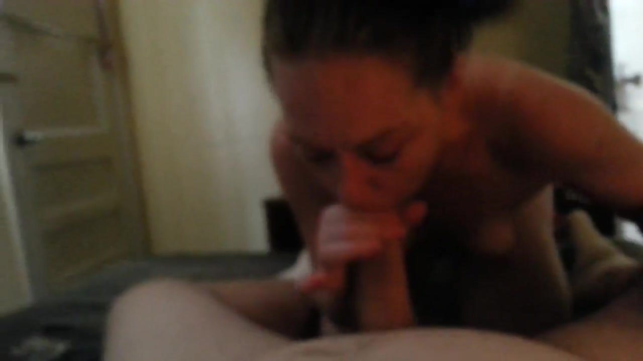 Homemade Blowjob With Small Tit Slut Smoking