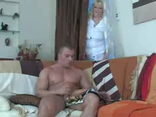 Sexy Mature Blonde And Male Lady Anal Porn