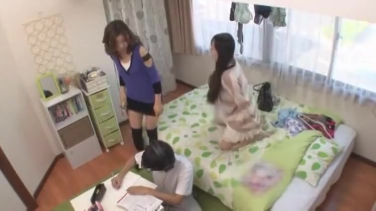 Amazing Japanese Fucking Natsume Inagawa, Yuu Shinoda, Anna Takagawa In The Crazy Crazy People, Fingering Video Jav