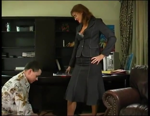 Russian Mature Fucking With A Guy 4