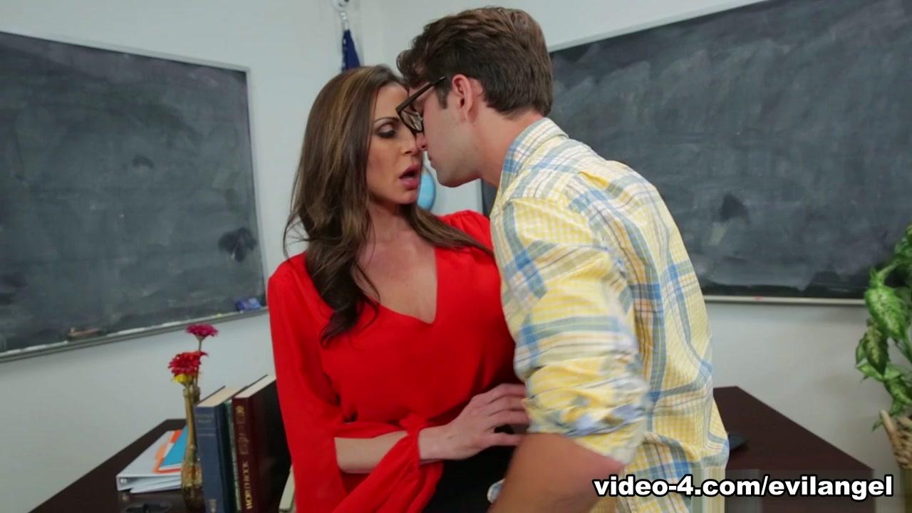 Kendra Lust & Logan Pierce & Lucas Frost & Kevin Moore In Extorted Milf Kendra The Teacher - Evilangel