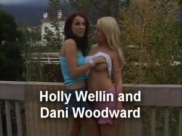 Fabulous Pornstars Holly Wellin And Dani Woodward In Exotic Lesbians, Blowjob Sex Video