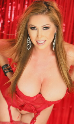 Kianna dior big tits alone!