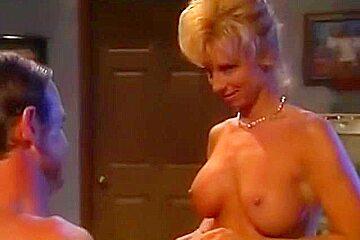 Best pornstar T.J. Hart in incredible cunnilingus, cumshots adult movie