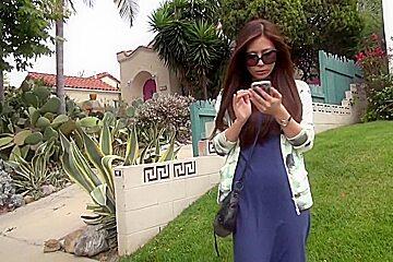 Incredible Japanese whore Yuna Shiina in Exotic masturbation, lesbian JAV video