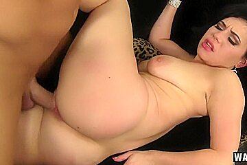 Big Bottom Belle Noire is One Sizzling Hot Butt Slut