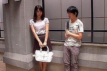 Fabulous Japanese girl Tsukasa Aoi in Exotic cunnilingus, fingering JAV scene