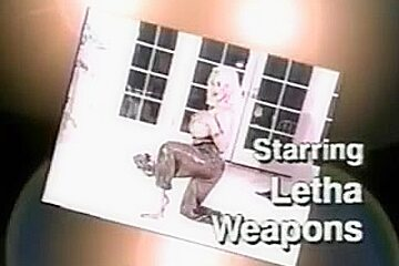Letha Weapons - Busty Cover Girls #8