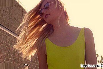 Alexa Grace in Insta-Stalker - Baebz