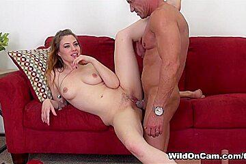 Jessica Ryan in Fucking Red Hot Live - WildOnCam