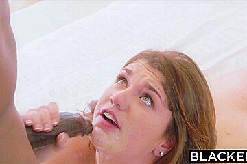 BLACKED Busty Sorority Girl Craves BBC
