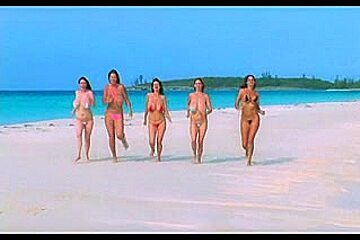 Fabulous Beach, Big Tits porn clip