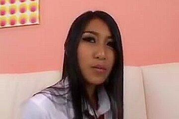 Thai beauty Nam's porn auditions