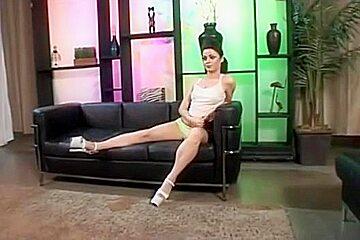 Crazy pornstars Jayna Oso, Alicia Angel and Veronica Jett in incredible porn clip