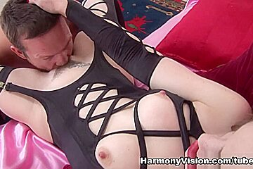 Leona Queen in Kinky Anal Girl - HarmonyVision