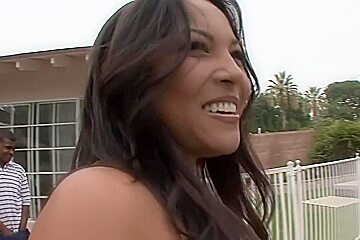 Fabulous pornstar Adrianna Luna in hottest gangbang, facial sex video