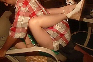 Amazing pornstar in fabulous brunette, blonde porn clip