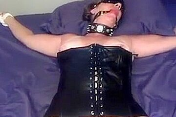 Horny amateur BDSM, Grannies xxx video