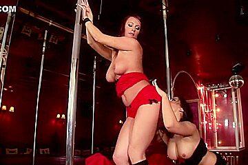 Incredible pornstars Maria Bellucci and Katy Parker in horny hd, big tits xxx scene