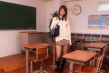 Hottest Japanese chick Reira Amane in Horny Blowjob, Facial JAV video