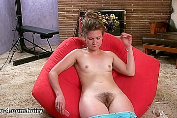 Skyler in Hairy Play Movie - ATKHairy
