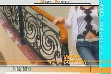 Hottest Japanese whore Mana Katase in Horny POV, Blowjob JAV movie