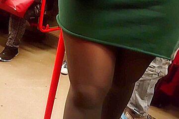 Nice pantyhose 1