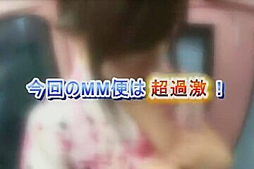 Horny Japanese girl in Hottest Panties JAV clip