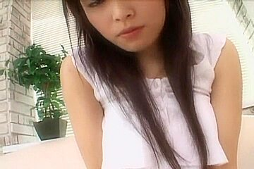 Hottest Japanese slut in Amazing Blowjob, Masturbation JAV video