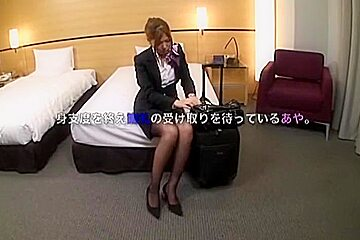 Fabulous Japanese girl Aya Matsuki in Crazy Fingering, Threesomes JAV clip