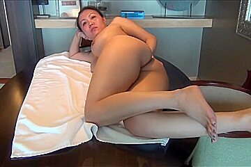 Anal asian first