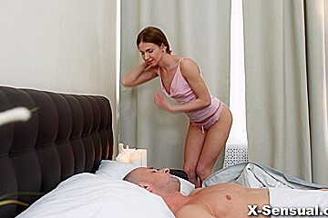 X-Sensual - Melissa Grand - Sex in gymnastic positions
