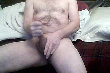 jerking off on my couch
