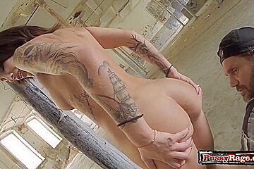 Hot pornstar blowjob and cumshot