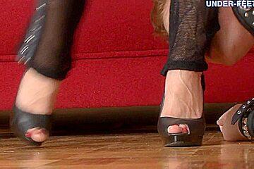 Nelly Videos - Under-Feet