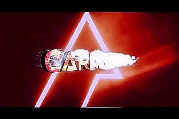 CARLA C STRIPTEASE 80'S