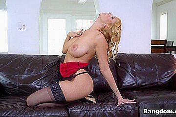 Cummin All Over Juicy Big Tits Is Great - BangBros