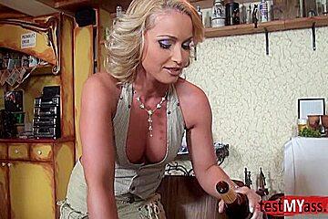 Big ass pornstar hardcore with cumshot