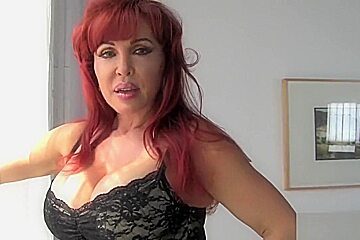 Busty Latina MILF Worship - Scene 5
