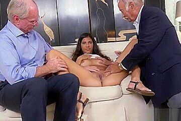 Melanies hot young blonde gets fucked going south of the