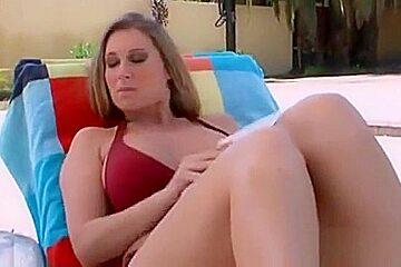 Hot Blonde Milf Devon Lee fucked hard
