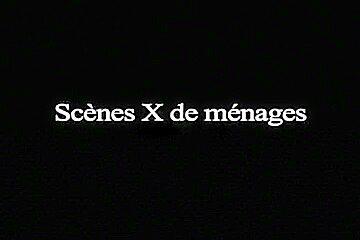 Scene X de meacute;nage