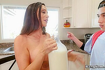 Borrowing Milk From my Neighbor - BangBros