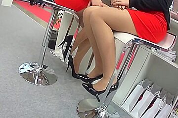 Hotesse Great Sexy Legs