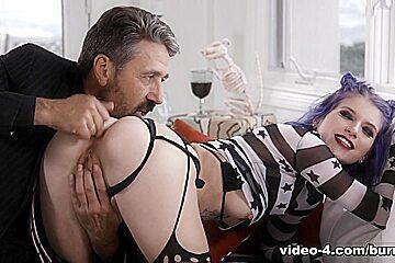 Arya Fae & Steve Holmes in Goth Anal Whores 2 - Arya Fae - BurningAngel