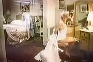 Vintage Ginger Lynn And Bunny Bleu Eating Pussy