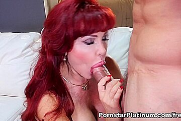 Sexy Vanessa in Nice Big Cock for Me - PornstarPlatinum