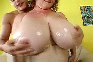 Big Tit MILF Meets and Fucks Young Stud at The Beach